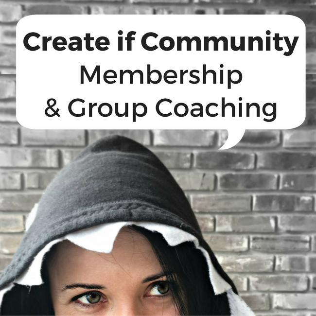 Create If Community Membership